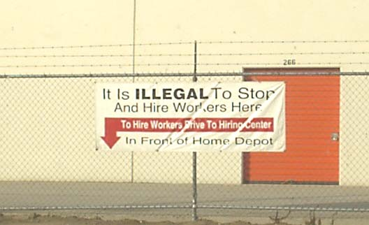 Day Labor At Home Depot In Van Nuys Ca